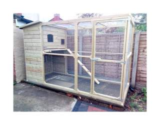 Cat Run with Cat House Standard