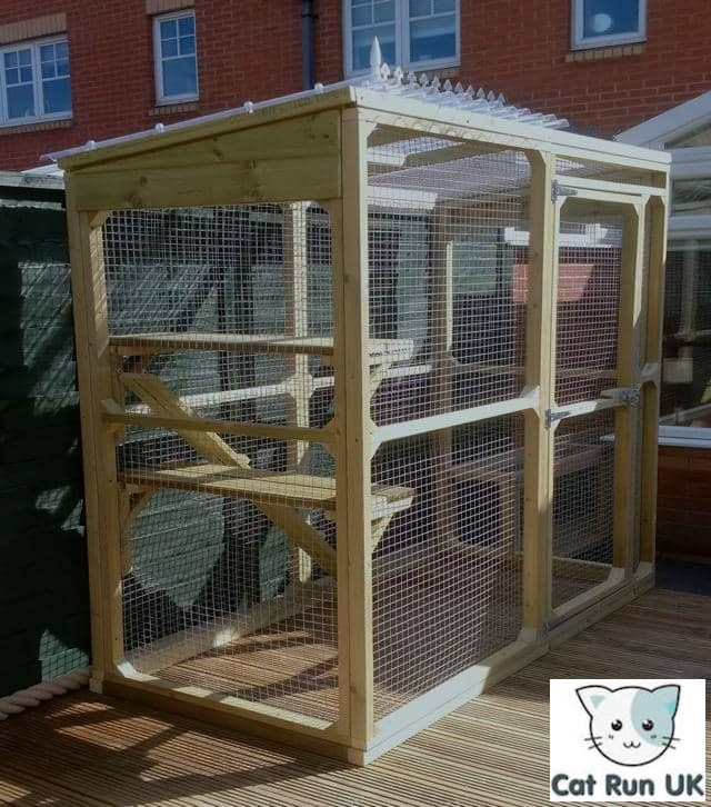 Cat Runs For Outdoor Use To Keep Cats Safe And Exercised Cat Runs For Outdoor Spaces